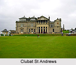Golf-Clubat St Andrews