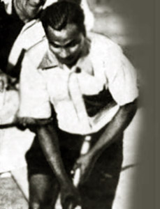 K. D. Singh  , Indian Hockey Player