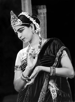 Rukmini Devi was the first great dancer of South India who was not a devadasi