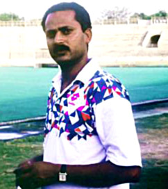 Zafar Iqbal  , Indian Hockey Player