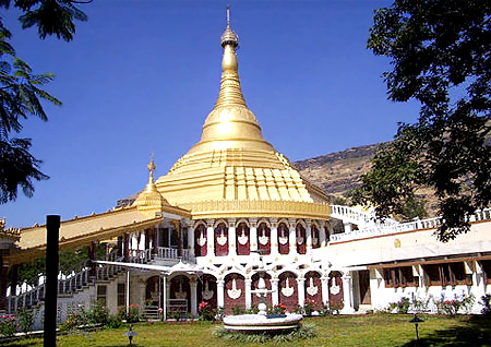 Igatpuri Meditation Centre In India