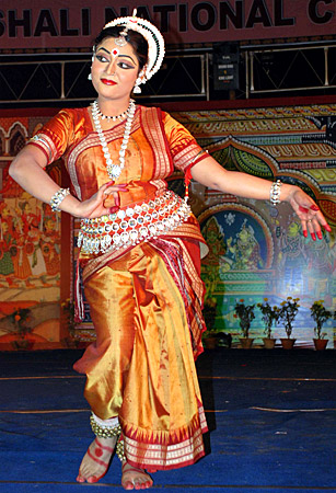 Costumes in Odissi Dance