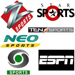 Indian Sports Channels