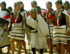 Festivals of Maram Tribe, Manipur