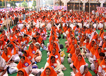 Sharan Mela or Lingayat Dharma Sammelan of Lingayat Community, Indian Community