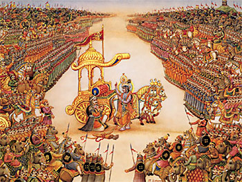 Mahabharata - Indian Mythology