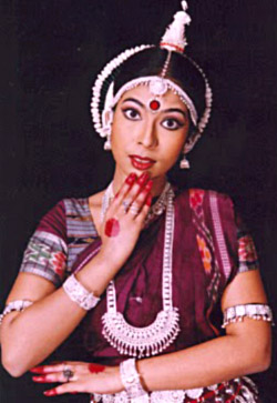 Srinwanti Chakrabarti, Indian Odissi Dancer