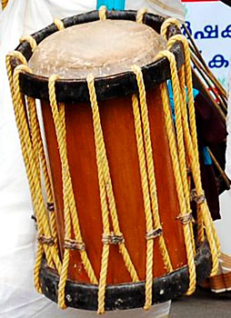 Chenda, Percussion Instrument