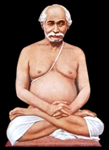 Lahiri Mahasaya, who introduced Kriya yoga to the United States and Europe during the 20th century