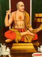 Madhavacharya - Dvaita Philosophy was advocated by Madhavacharya in the13th century