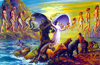 Moksha, Hindu Philosophy - Cycle of death and rebirth
