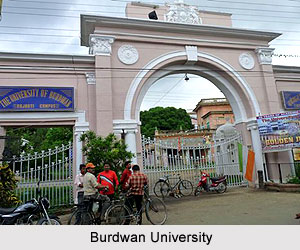 Burdwan University, West Bengal