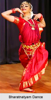 Elements in Bharatnatyam Dance