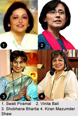 Indian Businesswomen