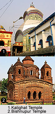 Temples of West Bengal