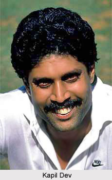 Kapil Dev, Indian Cricket Player