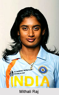 Mithali Raj, Indian Woman Cricketer