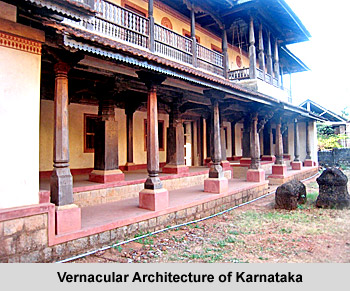 Vernacular architecture of karnataka for Architecture design for home in mysore