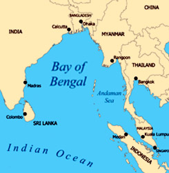 bay of bengal image