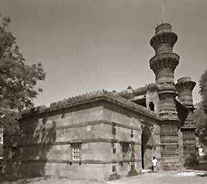 Bibi Achut Kuki mosque in Gujarat