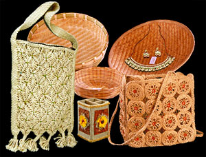 Birbhum crafts