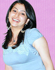 TV actress: Benaf Dadachandji