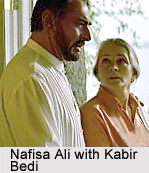 Nafisa Ali in Bewafaa