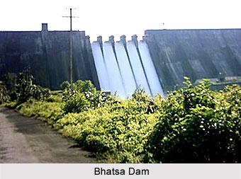 Bhatsa Dam, Maharashtra