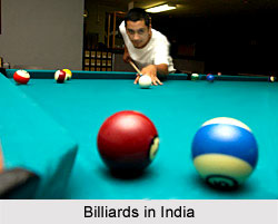 Billiards in India