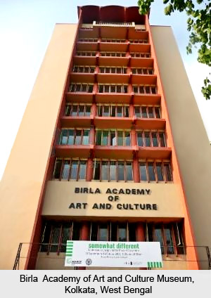 Birla  Academy of Art and Culture Museum, Kolkata