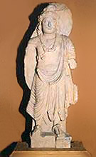 Bodhisattva - Gandharva Sculpture