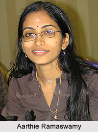 Aarthie Ramaswamy, Indian Chess Player
