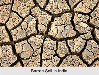 Soil Erosion in India
