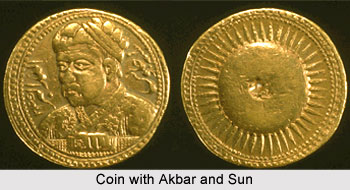 Coins of Akbar, Coins of Mughal Empire