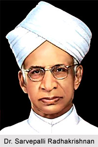 Dr. Sarvepalli Radhakrishnan, Second President of India
