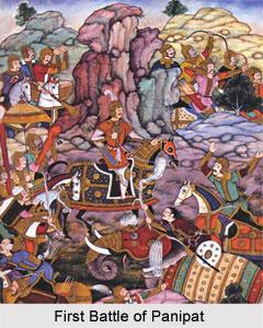 Babur, Mughal Emperor