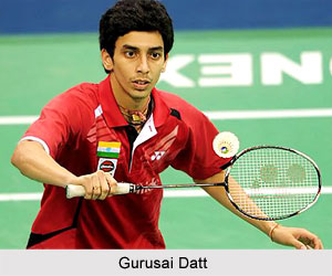 Gurusai Datt, Indian Badminton Player Badminton Player Name