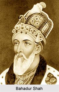 Humayun's War with Bahadur Shah