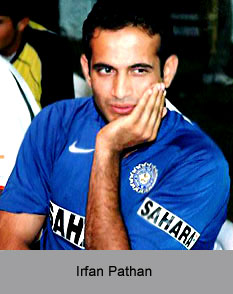 Irfan Pathan, Indian Cricket Player