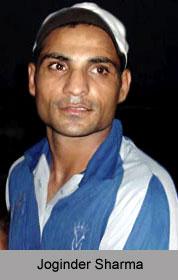 Joginder Sharma, Haryana Cricket Player