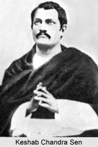 Keshab Chandra Sen, Brahmo Samaj