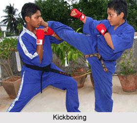 Kickboxing in India