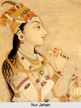 Nur Jahan, Wife of Jahangir
