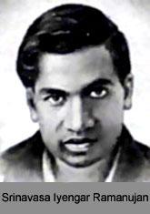 Srinavasa Iyengar Ramanujan, Indian Mathematician
