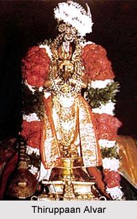 Thiruppaan Alvar, Tamil Poet