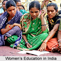 Women`s Education in India