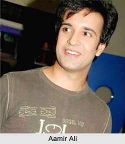 Aamir Ali, Indian TV Actor