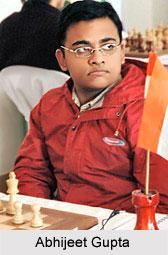 Abhijeet Gupta, Indian Junior Chess Master