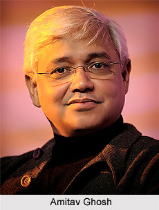 Amitav Ghosh, Indian Writer