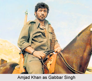 Amjad Khan, Indian Actor